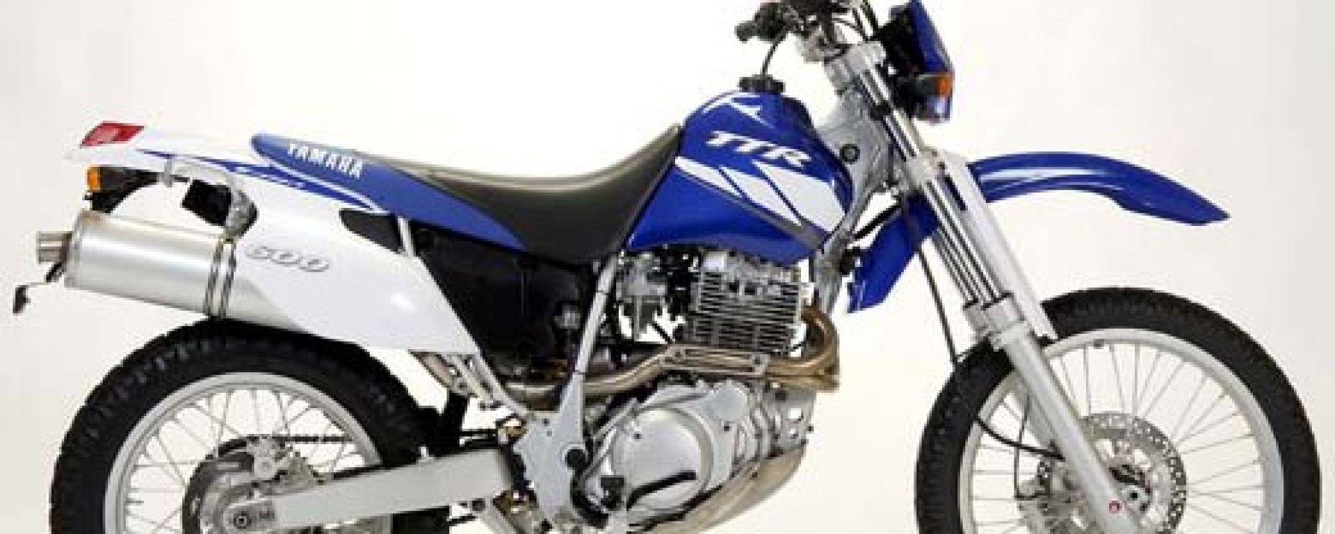 Novità 2004: Yamaha TT600 R-E