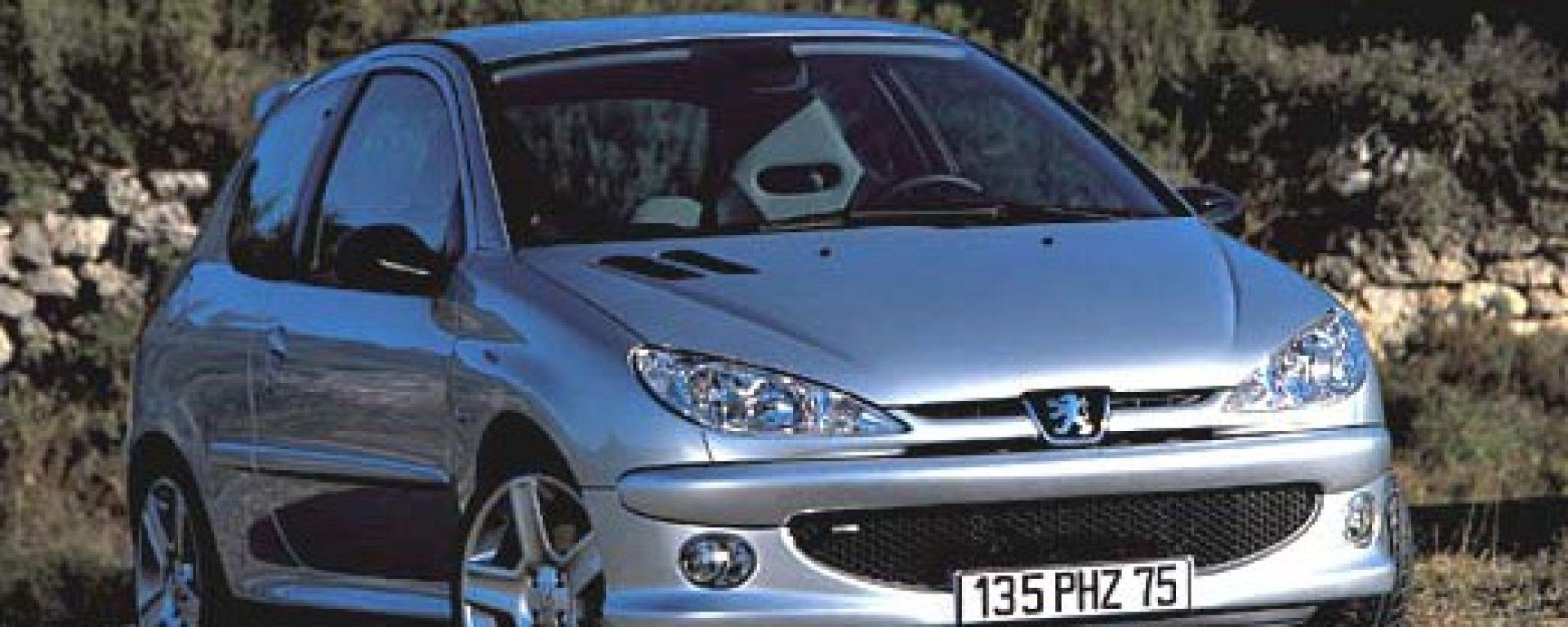 Prova Su Strada Peugeot 206 Rc Motorbox