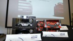 911 e Porsche Haus: modellini