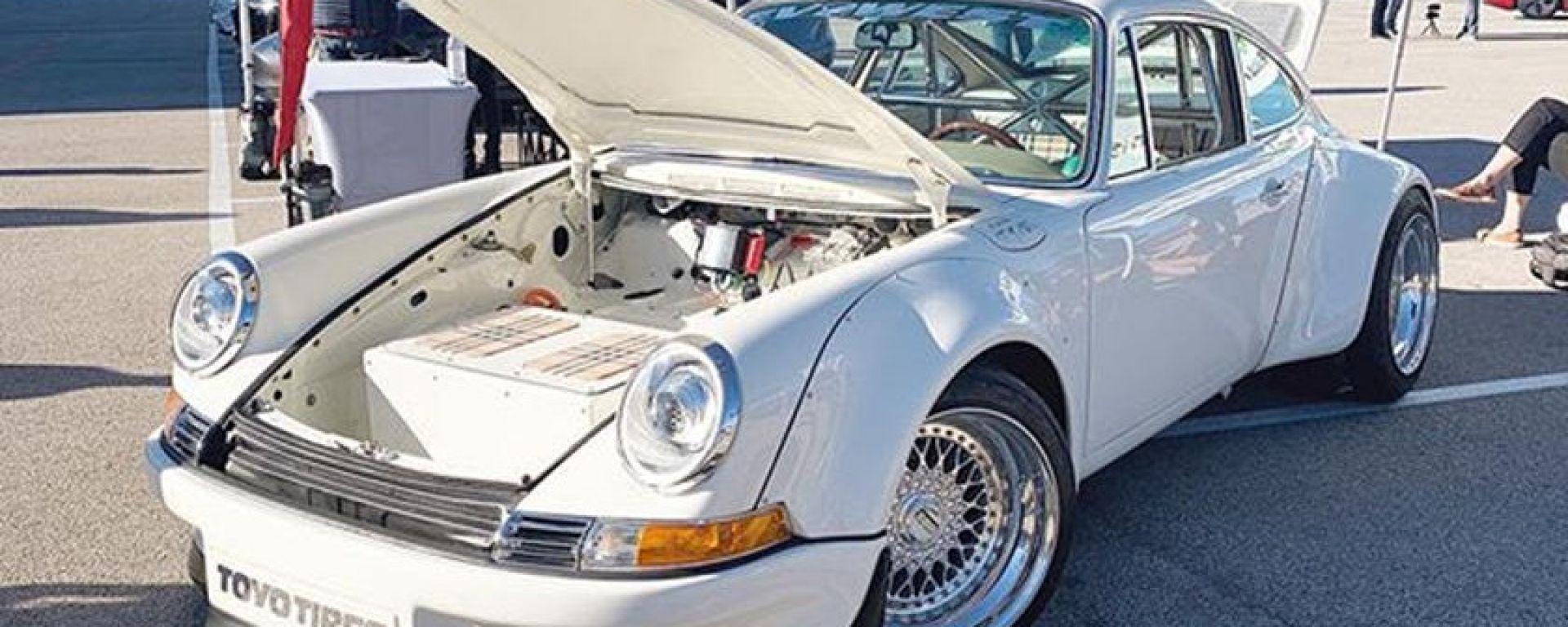 Cosa hanno in comune una 911, una S2000 e un'Evora? Il motore Tesla