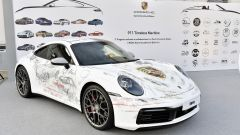 911 Timeless Machine: il design NABA celebra Porsche Haus - Immagine: 14