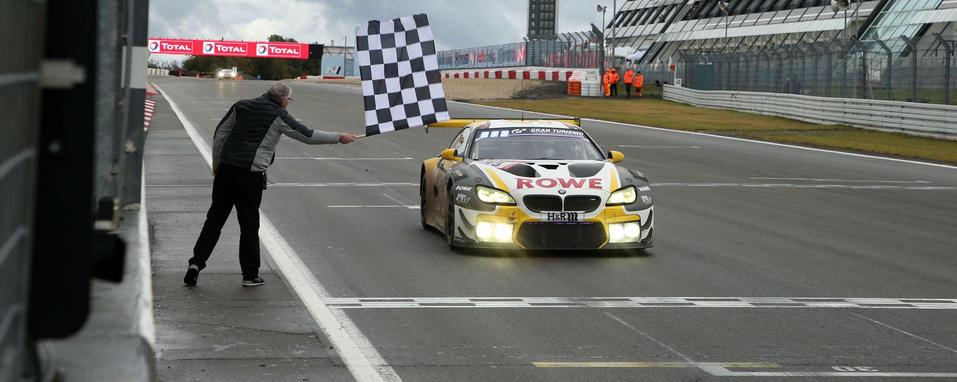 #99 bmw 24h nurburgring 2020