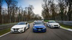 BMW Driving Experience: dai banchi alla pista - Immagine: 1