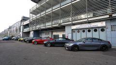 BMW Driving Experience: dai banchi alla pista - Immagine: 11