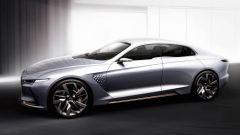 Genesis New York Concept: lusso sportivo alla coreana - Immagine: 6