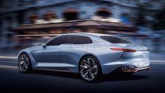 Genesis New York Concept: lusso sportivo alla coreana - Immagine: 4