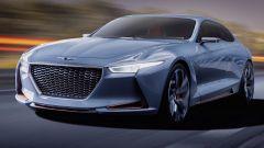 Genesis New York Concept: lusso sportivo alla coreana - Immagine: 1
