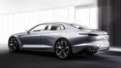 Genesis New York Concept: lusso sportivo alla coreana - Immagine: 5