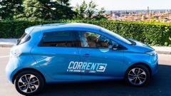 """""""Corrente"""", a Bologna il car sharing elettrico con Renault Zoe - Immagine: 3"""