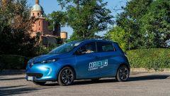 """""""Corrente"""", a Bologna il car sharing elettrico con Renault Zoe - Immagine: 4"""