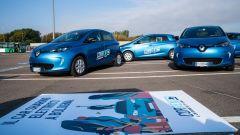 """""""Corrente"""", a Bologna il car sharing elettrico con Renault Zoe - Immagine: 5"""
