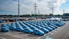"""""""Corrente"""", a Bologna il car sharing elettrico con Renault Zoe - Immagine: 7"""