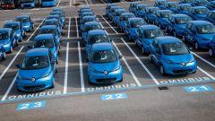 """""""Corrente"""", a Bologna il car sharing elettrico con Renault Zoe - Immagine: 8"""