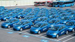 """""""Corrente"""", a Bologna il car sharing elettrico con Renault Zoe - Immagine: 9"""