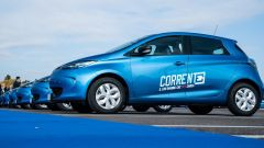 """""""Corrente"""", a Bologna il car sharing elettrico con Renault Zoe - Immagine: 10"""