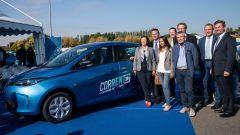 """""""Corrente"""", a Bologna il car sharing elettrico con Renault Zoe - Immagine: 11"""