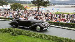 A Pebble Beach, questa Lancia Astura Pininfarina del 1936 ha battuto oltre 200 concorrenti