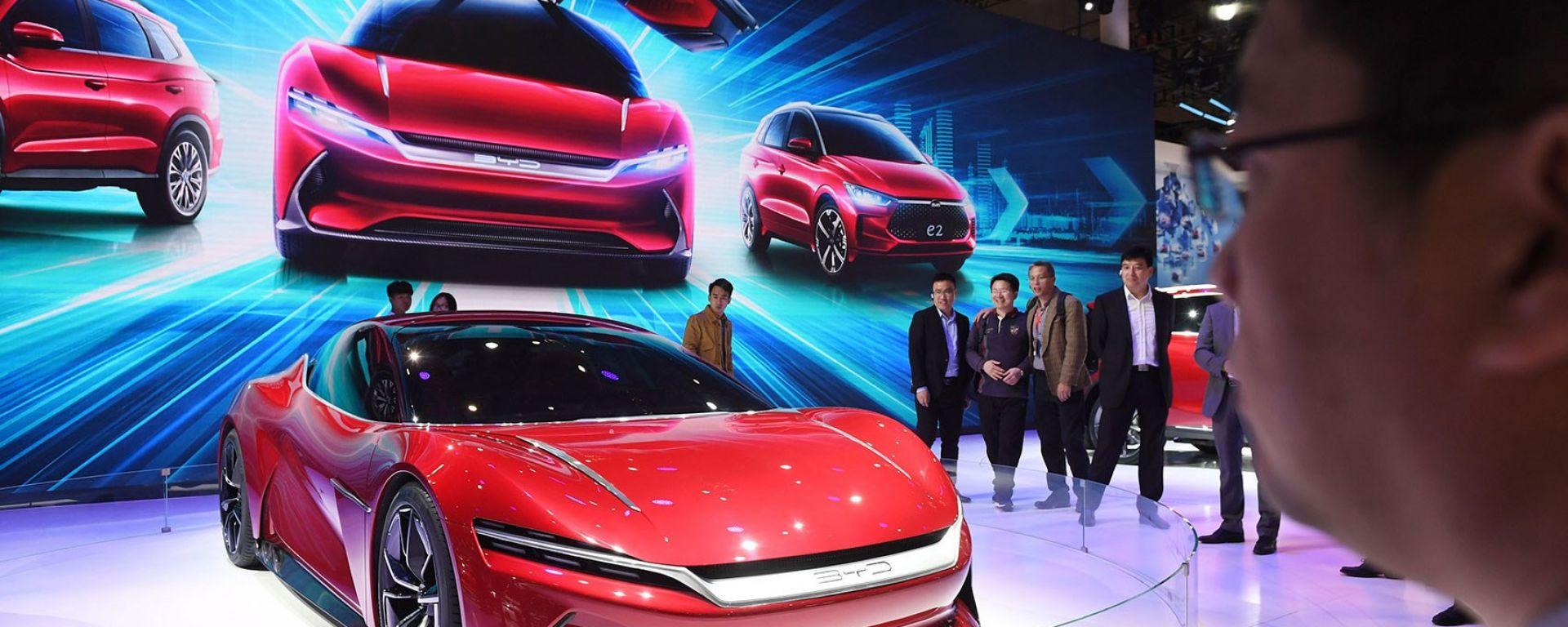 A rischio il Salone dell'Auto di Pechino 2020