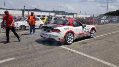 Abarth 124 Rally- Abarth Day 2017, Circuito Varano