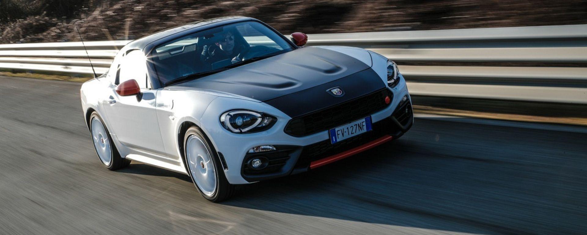 Abarth 124 Rally Tribute al Salone di Ginevra 2019