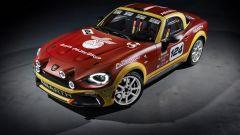 Abarth 124 Rally: lo Scorpione con 300 cv - Immagine: 6
