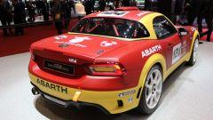 Abarth 124 Rally: lo Scorpione con 300 cv - Immagine: 5