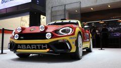 Abarth 124 Rally: lo Scorpione con 300 cv - Immagine: 1