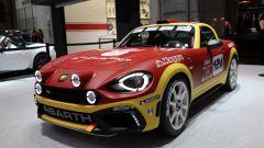 Abarth 124 Rally: lo Scorpione con 300 cv - Immagine: 4
