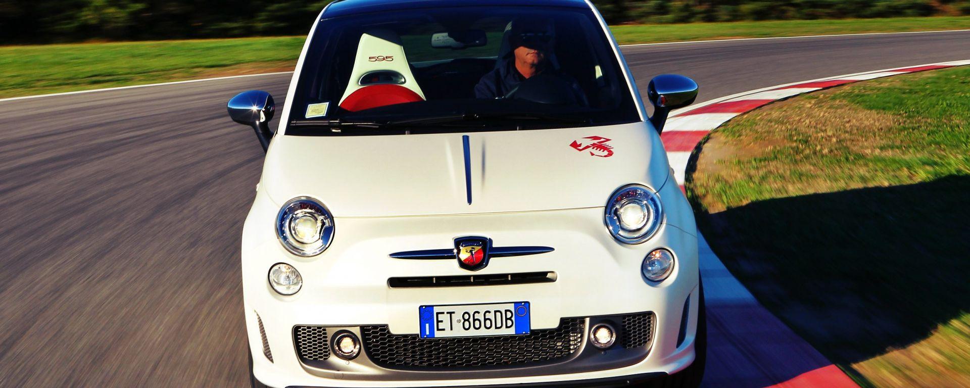 FIAT   500-126  SCORPIONE ROSSO ABARTH