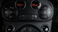 Abarth 595 Competizione: i comandi del climatizzatore