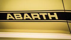 Abarth 595 Competizione: la firma sulle fiancate