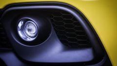 Abarth 595 Competizione: prese d'aria ai lati del fascione anteriore