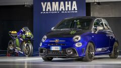 Abarth 595 Monster Energy Yamaha e Scorpioneoro, le limited 2020