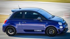Abarth 595 Monster Energy Yamaha: vista laterale