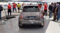 Abarth 695 Rally - Abarth Day 2017, Circuito Varano
