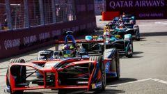 ABB FIA Formula E: pratice Santiago del Cile Circuit