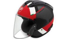 Abbigliamento Ducati 2021: il casco jet