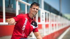 Abbigliamento Ducati 2021: Polo DC Track
