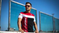 Abbigliamento Ducati 2021: t-shirt DC Track