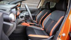 Abitacolo con sedili in stile racing - Nissan Micra My 2017