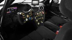 Abitacolo della Ferrari 488 Challenge EVO