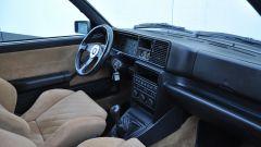 Abitacolo e interni della Lancia Delta HF Integrale - Immagine: 2