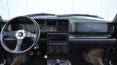 Abitacolo e interni della Lancia Delta HF Integrale - Immagine: 4
