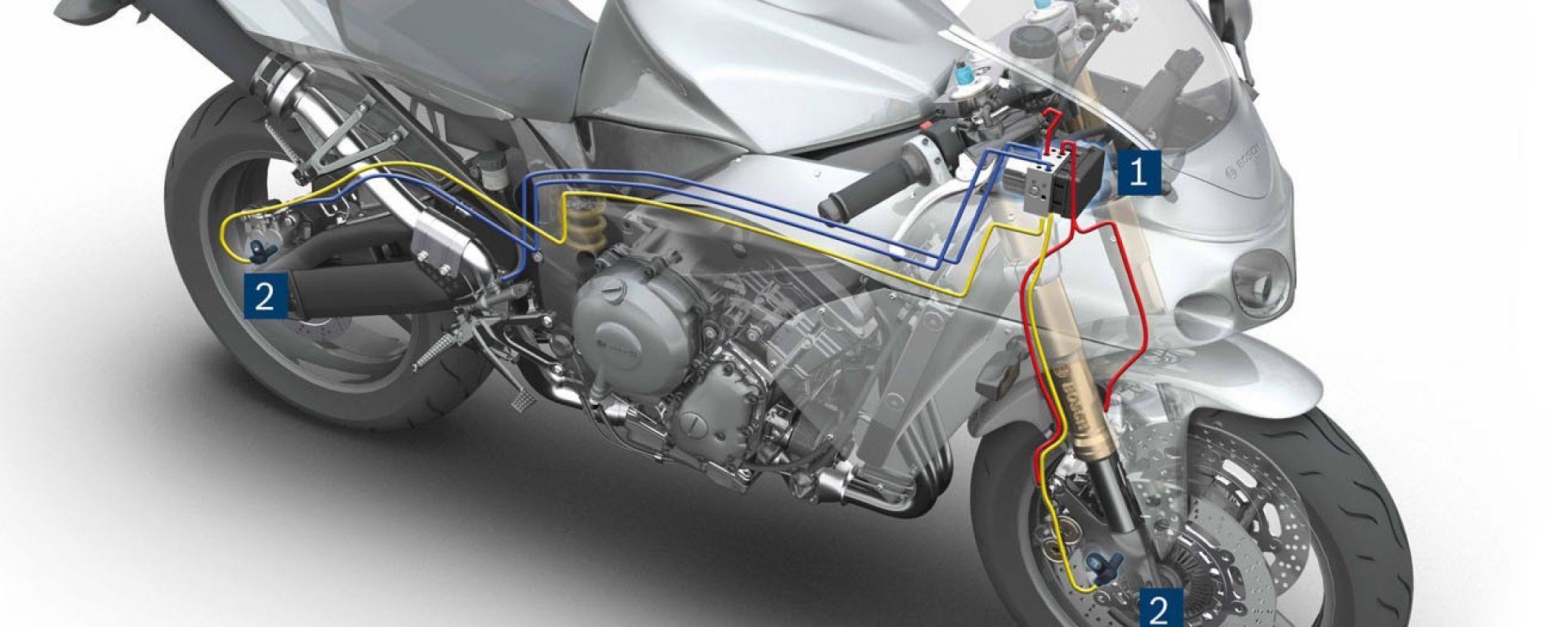 ABS Moto Bosch