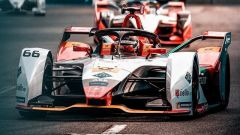 Abt in pista in Formula E