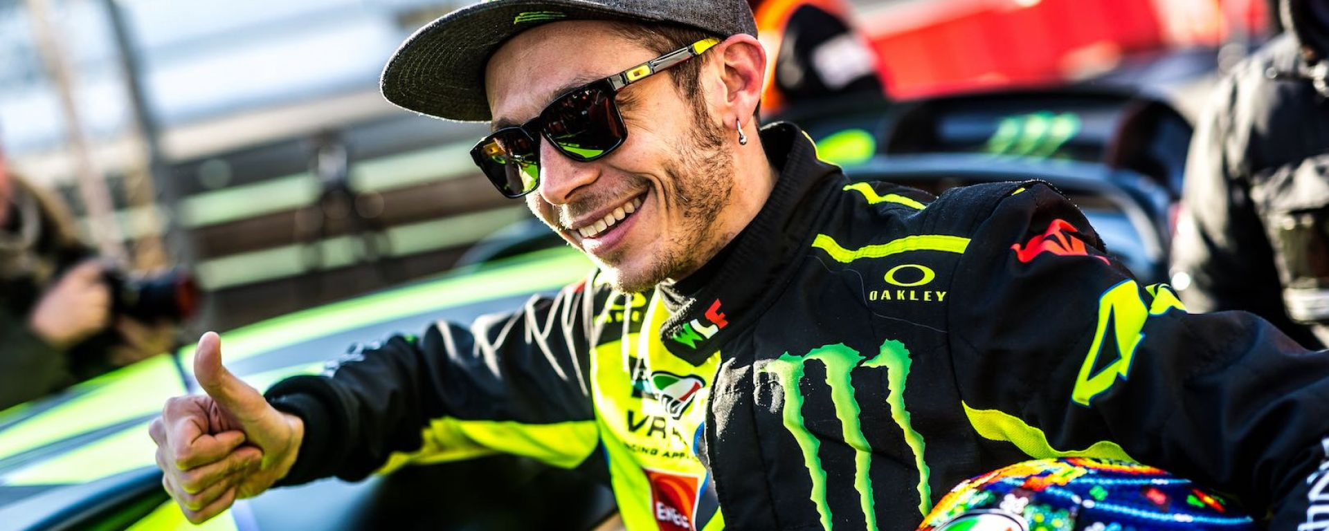Abu Dhabi e non Monza, Rossi salta il Rally Show 2019