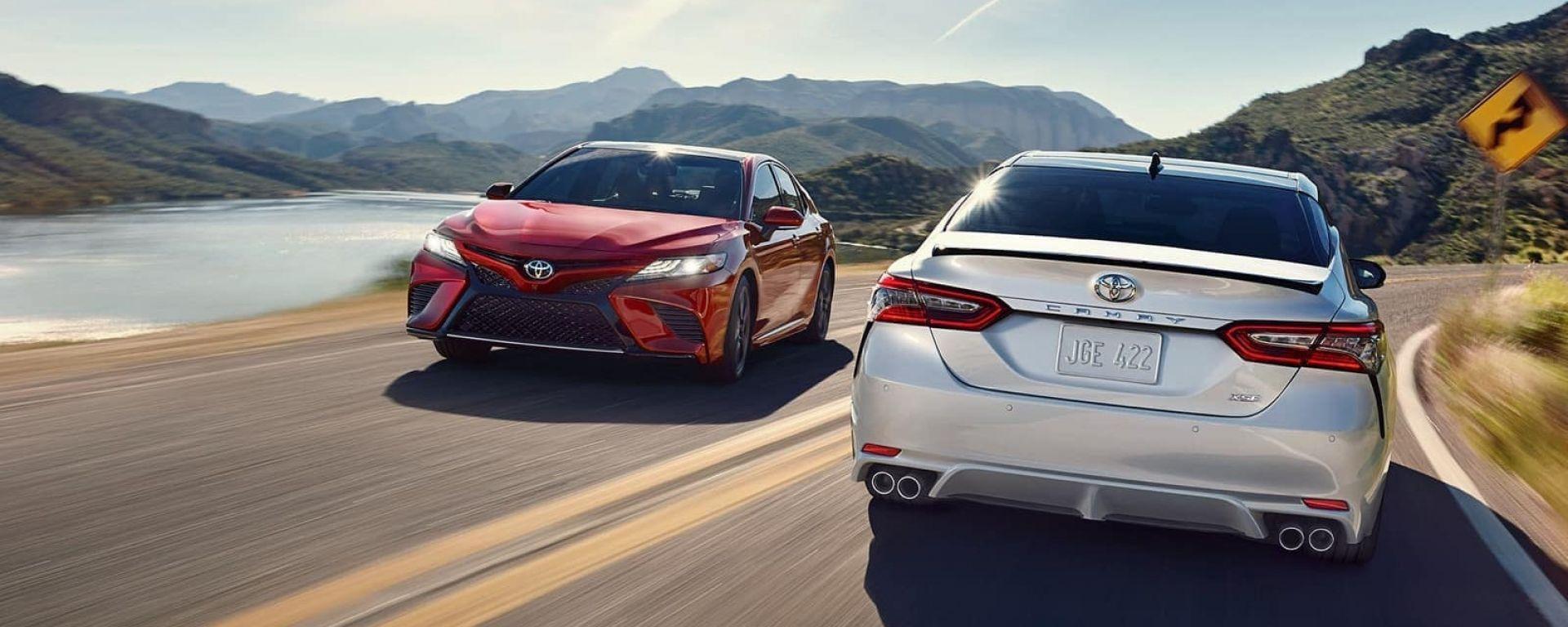 Acceleration Suppression Function, il nuovo progetto di Toyota per la sicurezza