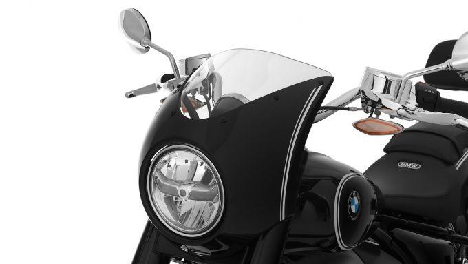 Accessori Wunderlich per BMW R 18: cupolino