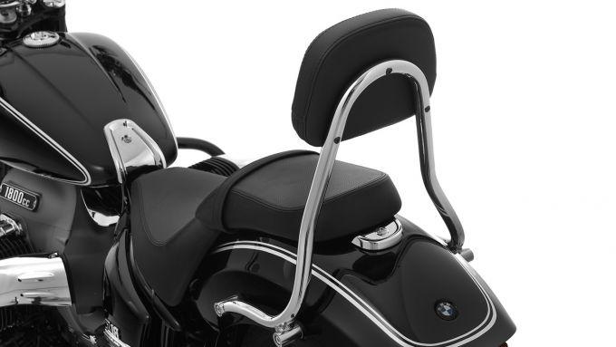 Accessori Wunderlich per BMW R 18: schienalino per il passeggero