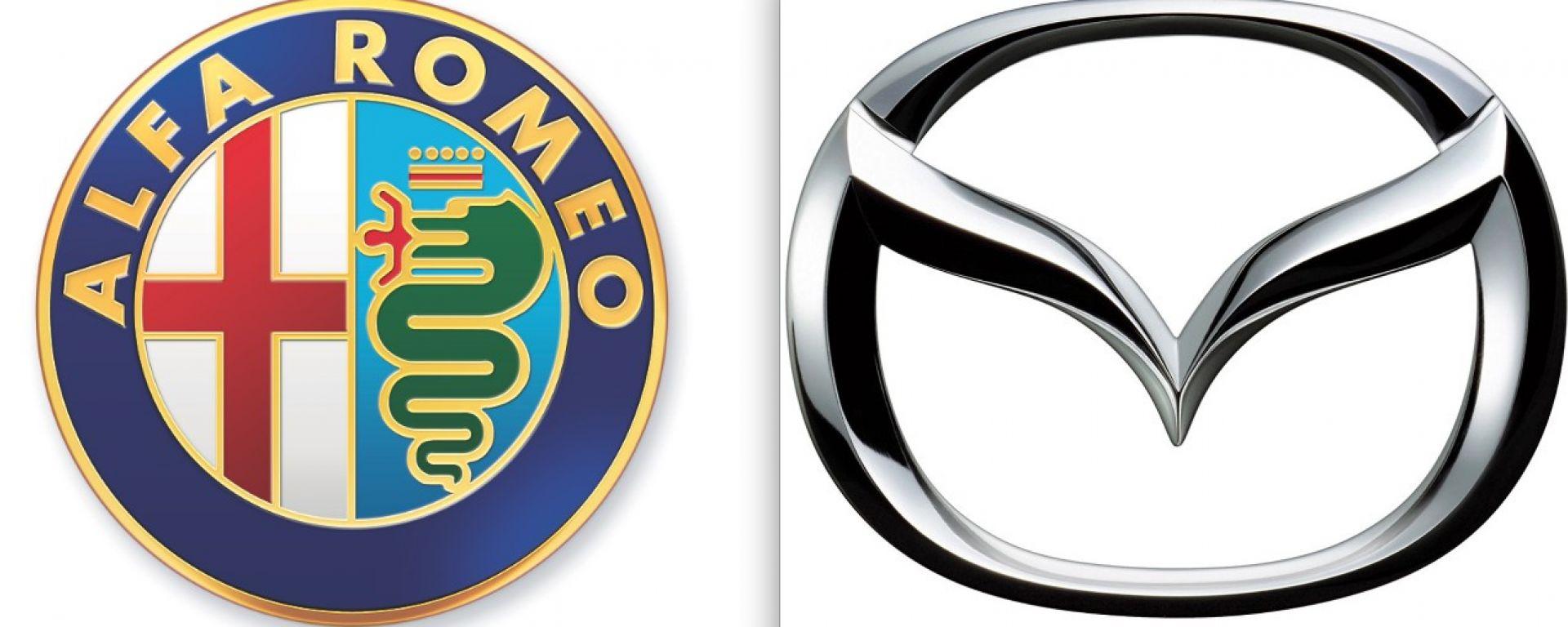 Accordo Alfa Romeo e Mazda per due spider gemelle